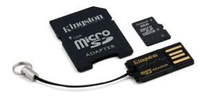 Kingston MBLY4G2/8GB microSDHC 8GB class 4