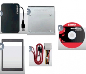 Kingston SNAB, SSD Installation Kit