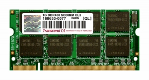 Transcend 1GB SO-DIMM DDR