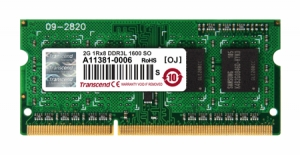 Transcend 2GB SO-DIMM DDR3L