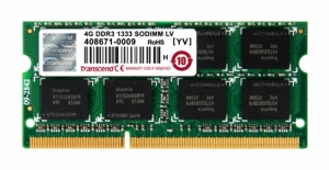 Transcend 4GB SO-DIMM DDR3L