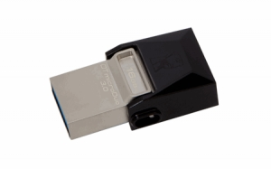 Kingston DTDUO3/16GB, 16GB DT MicroDuo USB 3.0 + microUSB (Android/OTG)