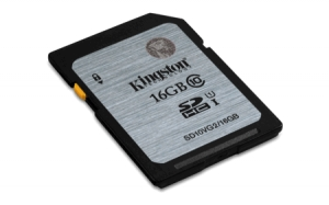 Kingston SD10VG2/16GB SDHC 16GB Class 10