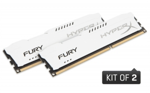 Kingston HyperX 8GB DIMM DDR3 1600 MHz