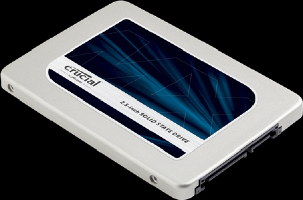 CT525MX300SSD1, 525GB Crucial MX300 SATA 2.5inch 7mm (with 9.5mm adapter) SSD