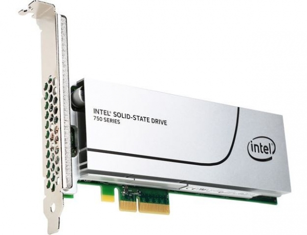 750 Series 400GB 1/2 Height PCIe NVMe 3.0 x4
