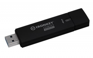 Kingston IKD300M/4GB, 4GB IronKey D300 Managed Encrypted USB 3.0 FIPS Level 3