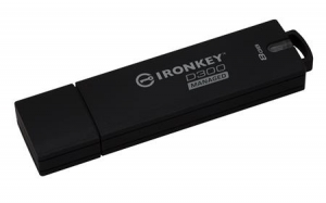 Kingston IKD300M/8GB, 8GB IronKey D300 Managed Encrypted USB 3.0 FIPS Level 3