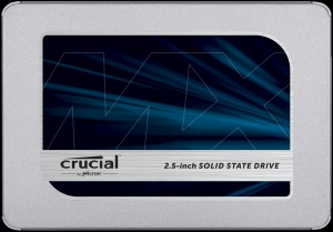 CrucialCT500MX500SSD1, 500GB Crucial MX500 SATA 2.5inch 7mm (with 9.5mm...