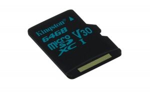 Kingston SDCG2/64GBSP microSDXC 64GB