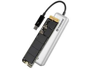 TranscendTS480GJDM825, 480GB, AHCI PCIe SSD for Mac, JetDrive 825, M13-M15,...
