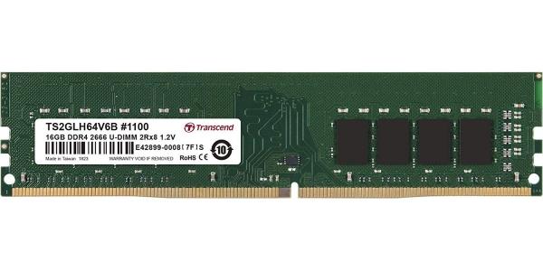 16GB U-DIMM DDR4