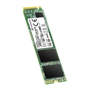 TranscendTS256GMTE220S, 256GB, M.2 2280, PCIe Gen3x4, M-Key, 3D TLC, with Dram
