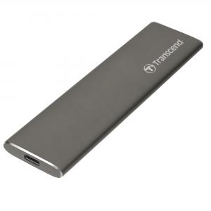 TranscendTS960GESD250C, 960GB, External SSD, ESD250C, USB 3.1 Gen 2, Type C