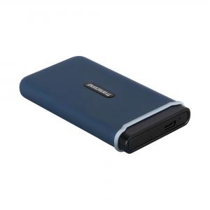 TranscendTS240GESD350C, 240GB, External SSD, PCIe to USB 3.1 Gen 2, Type C
