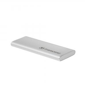 TranscendTS480GESD240C, 480GB, External SSD, USB 3.1 Gen 2, Type C