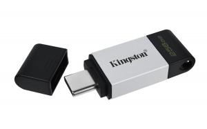 KingstonDT80/256GB, 256GB USB-C 3.2 Gen 1 DataTraveler 80