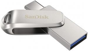 Sandisk1TB Sandisk Ultra Dual Drive Luxe Type CSDDDC4-1T00-G46