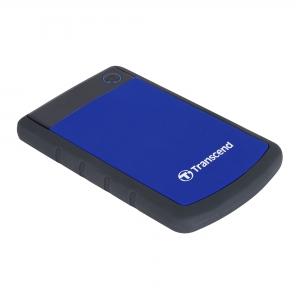 TranscendTS1TSJ25H3B, 1TB StoreJet 2.5-inch H3B, portable HDD