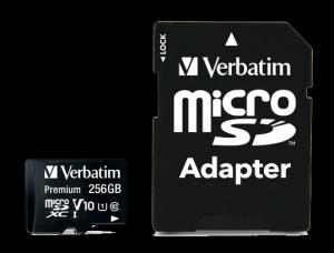 Verbatim44087 SDXC 256GB