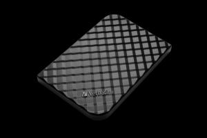 Verbatim53249, STORE N GO PORTABLE SSD USB 3.2 GEN1 256GB BLACK (USB-C Type)...