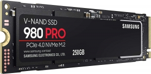 Samsung250GB SSD Samsung 980 EVO Pro M.2 NVMe (MZ-V8P250BW)