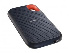 Sandisk500GB SanDisk Extreme Portable SSD 1050MB/s SDSSDE61-500G-G25