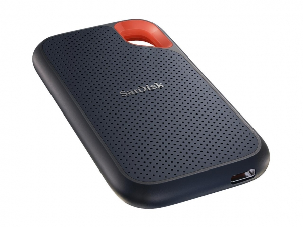 2TB SanDisk Extreme Portable SSD 1050MB/s SDSSDE61-2T00-G25