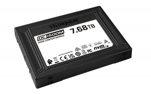 KingstonSEDC1500M/7680G, 7680G DC1500M U.2 Enterprise NVMe SSD