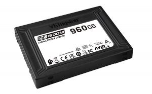 KingstonSEDC1500M/960G, 960G DC1500M U.2 Enterprise NVMe SSD