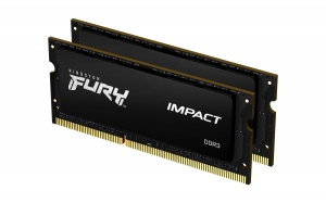 Kingston Fury16GB SODIMM DDR3L 1866 MHz