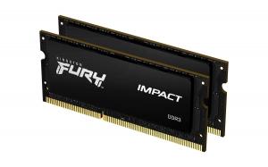 Kingston Fury16GB SODIMM DDR3L 1600 MHz