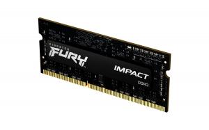 Kingston Fury8GB SODIMM DDR3L 1600 MHz