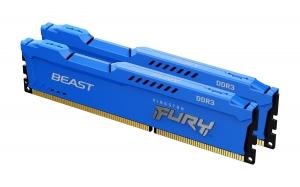 Kingston Fury16GB DIMM DDR3 1600 MHz