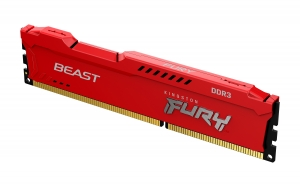 Kingston Fury4GB DIMM DDR3 1600 MHz