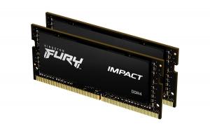 Kingston Fury32GB SODIMM DDR4 2666 MHz