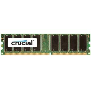 Crucial1GB UDIMM DDR 400 MHz