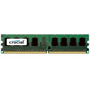 Crucial1GB UDIMM DDR2 800 MHz