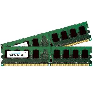 Crucial4GB UDIMM DDR2 800 MHz