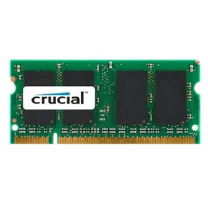 Crucial1GB SODIMM DDR2 800 MHz