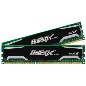 Crucial Ballistix16GB UDIMM DDR3