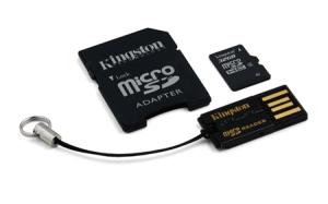 KingstonMBLY4G2/32GB microSDHC 32GB class 4