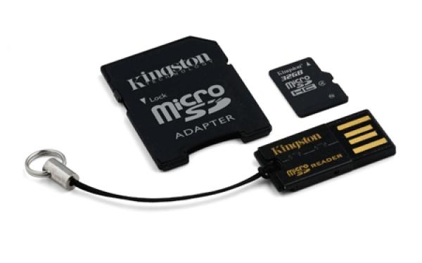 MBLY4G2/32GB microSDHC 32GB class 4