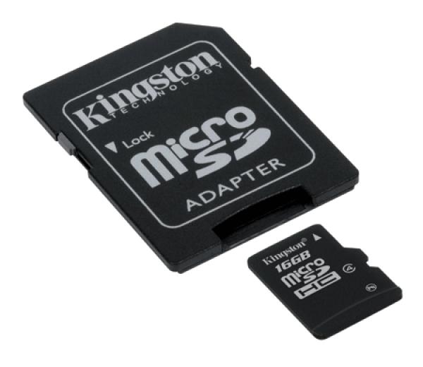 SDC4/16GB microSDHC 16GB Class 4