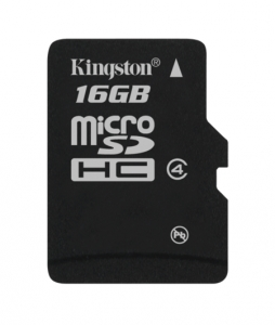 KingstonSDC4/16GBSP microSDHC 16GB Class 4