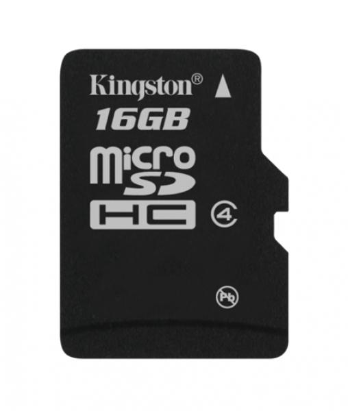 SDC4/16GBSP microSDHC 16GB Class 4