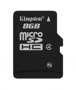KingstonSDC4/8GBSP microSDHC 8GB Class 4