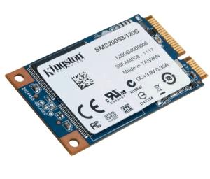 KingstonSMS200S3/120G, 120GB SSDNow mSATA (6Gbps)
