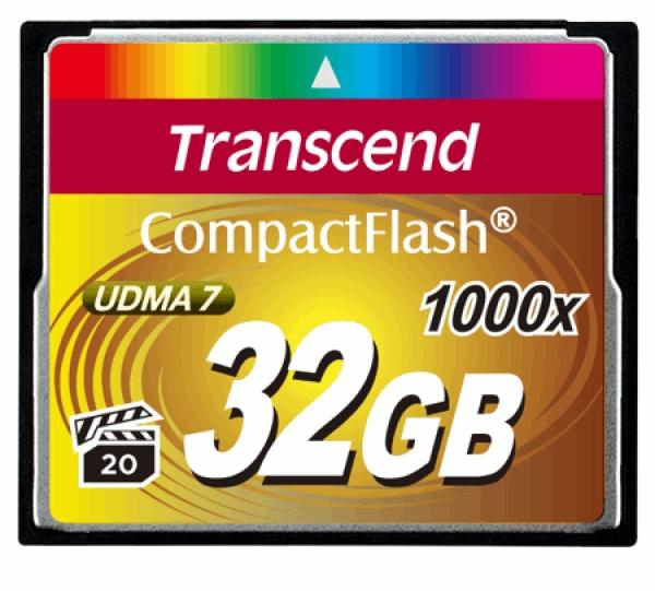TS32GCF1000 32GB