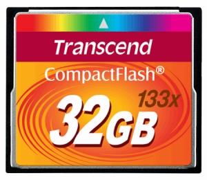 TranscendTS32GCF133 32GB